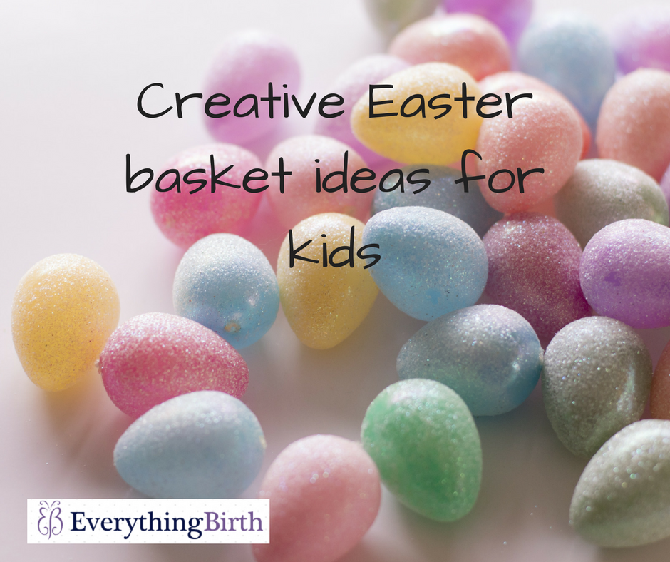 Creative Easter basket ideas for kids