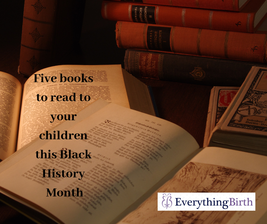 Five books to read to your children this Black History Month