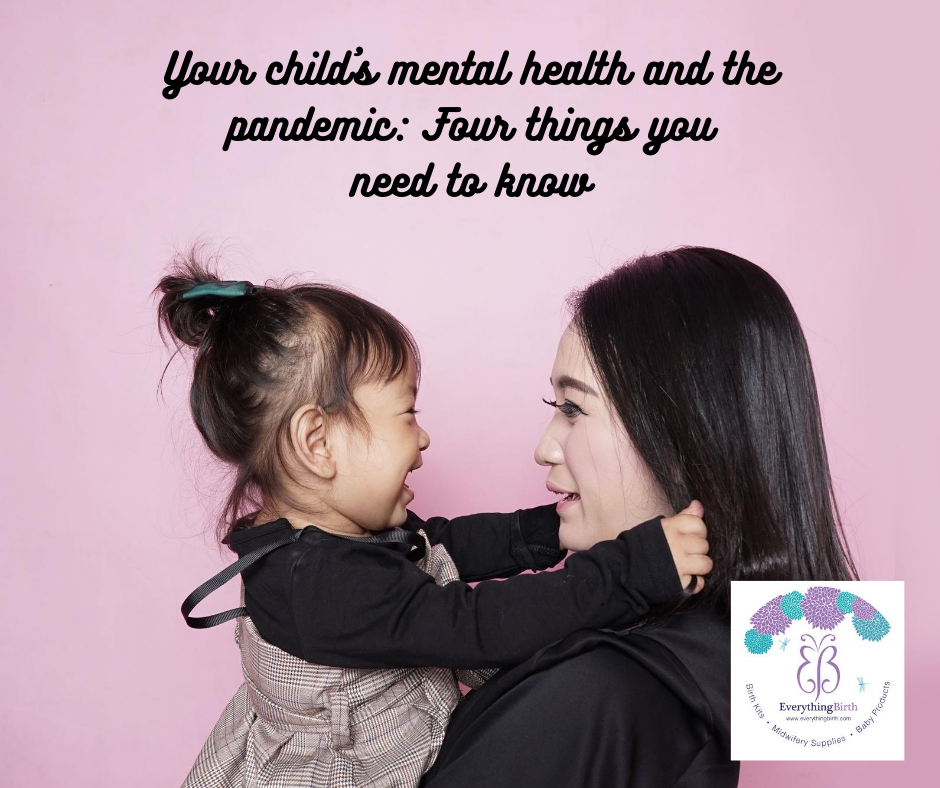 Your child's mental health and the pandemic: Four things you need to know
