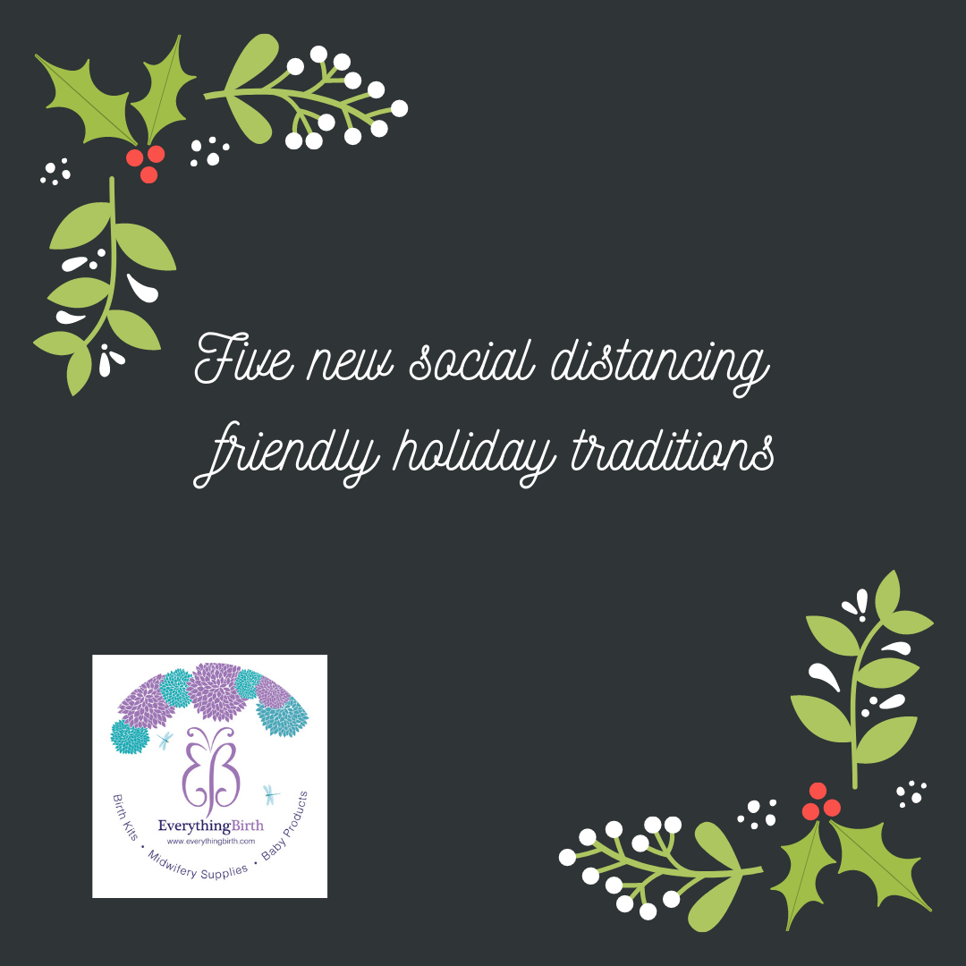 Five new social distancing friendly holiday traditions